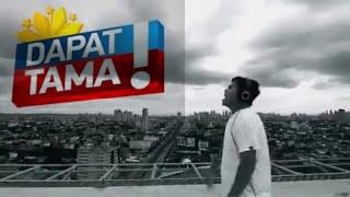 Repeat youtube video DAPAT TAMA Gloc-9 ft. Denise Barbacena [Full Version] - GMA7 Campaign for Election 2013