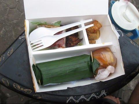Indonesian Food Review 102 Kalasan Rice Set Loving Hut  Nasi Timbel Chi Chi  BR TiVi 2386