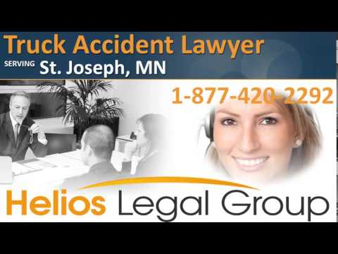 St. Joseph Truck Accident Lawyer & Attorney - Minnesota