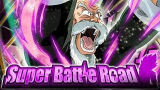DOES 628% ATTACK BUFF MASTER ROSHI DOMINATE CATEGORY SUPER BATTLE ROAD? (DBZ: Dokkan Battle) thumbnail