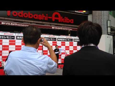 【SoftBank】 iPhone6 発売記念セレモニー