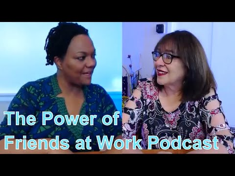 Michelle Courtney Berry: The Power of Friends at Work