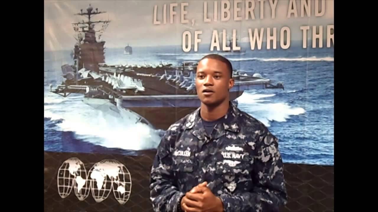 Quartermaster in the US Navy, Career Video from drkit.org - YouTube