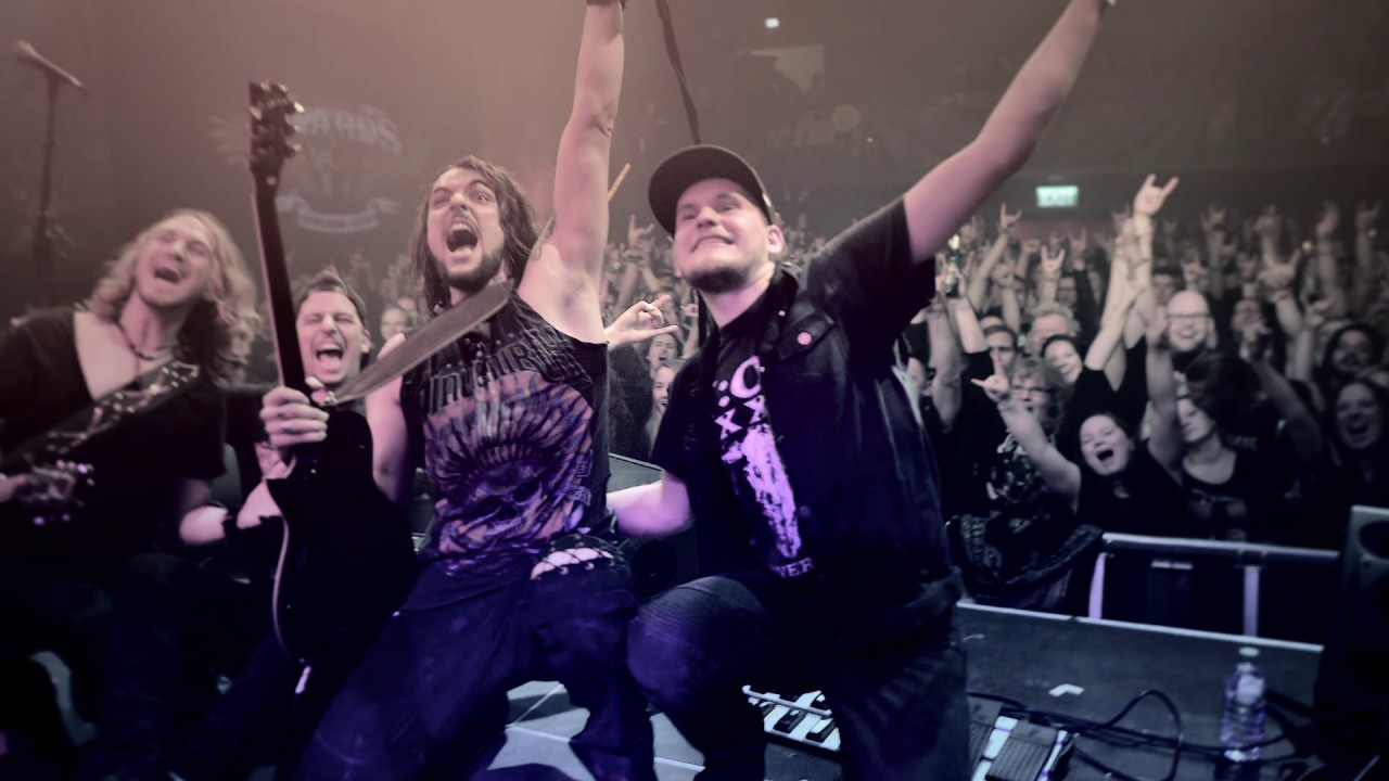 Oversense At Metal Hammer Awards 2017 After Movie Youtube