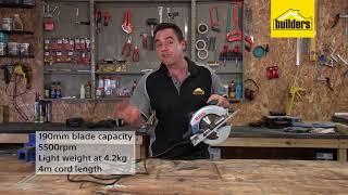 Bosch GKS 190 Pro hand held circular saw