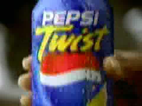 Pepsi Twist  Halle Barry