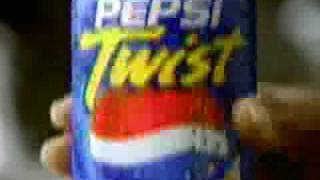 Pepsi Twist - Halle Barry