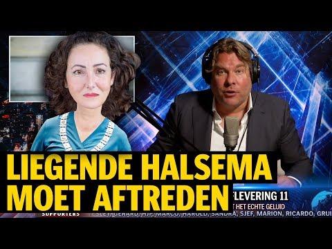 LIEGENDE FEMKE HALSEMA MOET AFTREDEN - DE JENSEN SHOW #11