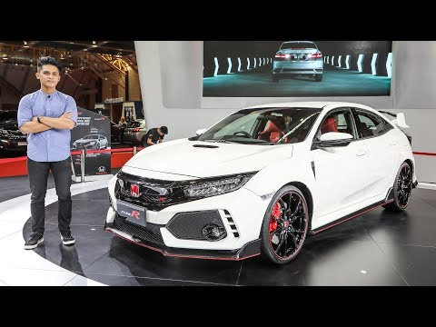 FIRST LOOK: 2017 Honda Civic Type R FK8 in Malaysia – RM320k