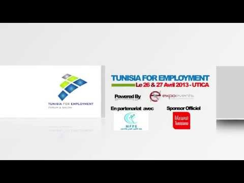 Tunisia For Employment - Vidéo Promotionnelle