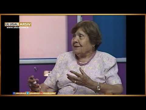 Sohbet- Levent Uluçer, Muazzez İlmiye Çığ- 2002 Ulusal Kanal