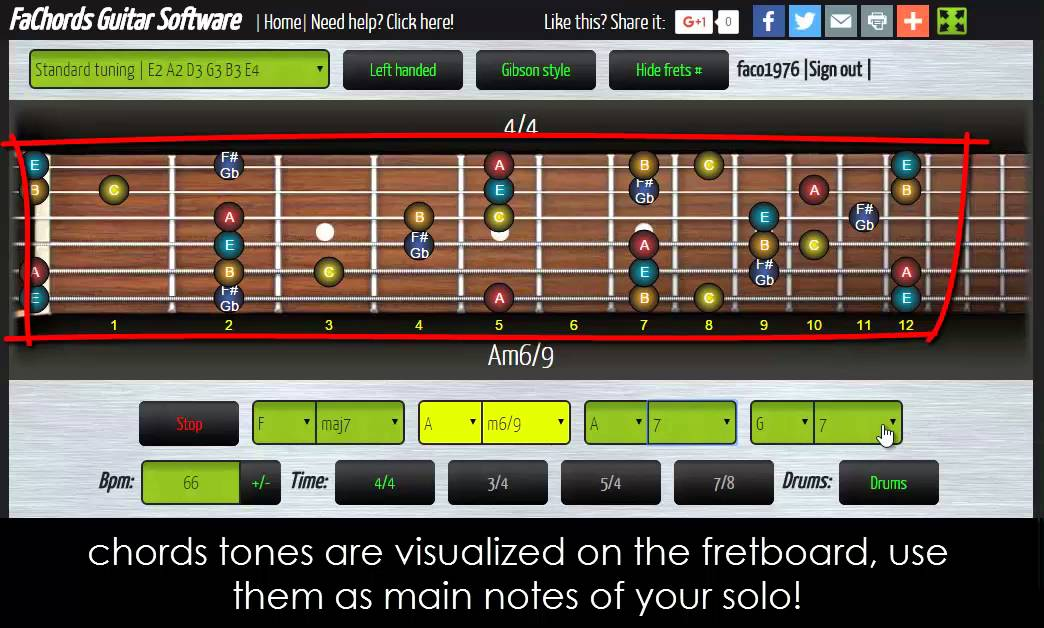 Chords Progressions Generator Software Youtube