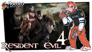 Resident Evil 4 ep2 Corriendo sin balas tan pronto.
