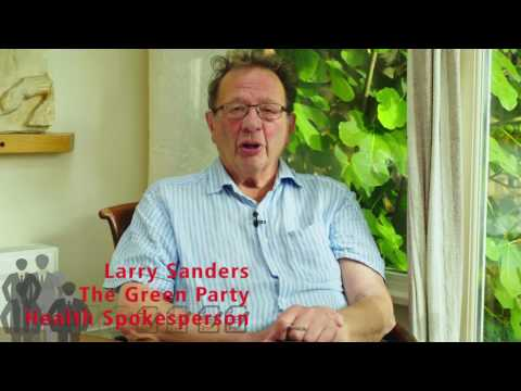 Larry Sanders Message of support for The Great NHs Heist Documentry
