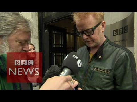 Will Chris Evans replace Jeremy Clarkson as a Top Gear presenter? BBC News