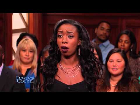 DIVORCE COURT 17 Full Episode : Rudolph vs Rudolph