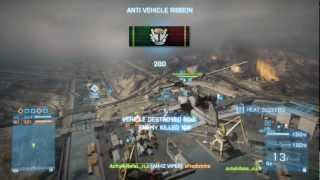 Battlefield 3 - TV Missile VS Jet  #2