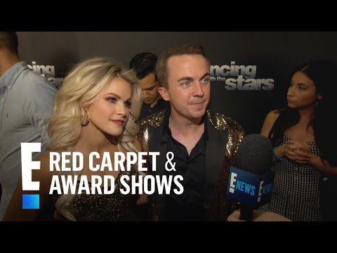 Frankie Muniz Gushes Over His Love for Dancing | E! Live from the Red Carpet