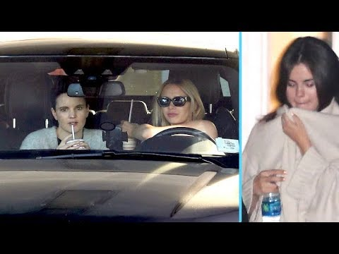 Selena Gomez Out In LA After Stealing Coachella Spotlight From Justin Bieber - EXCLUSIVE Mp3