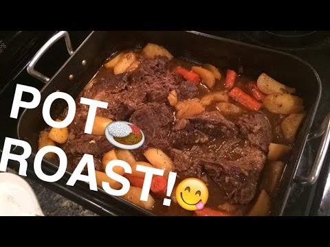 Pot Roast - EASY TUTORIAL
