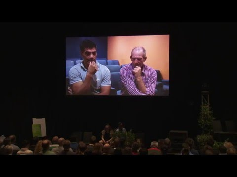 2015 Connecting Coaches - Stephen Kearney