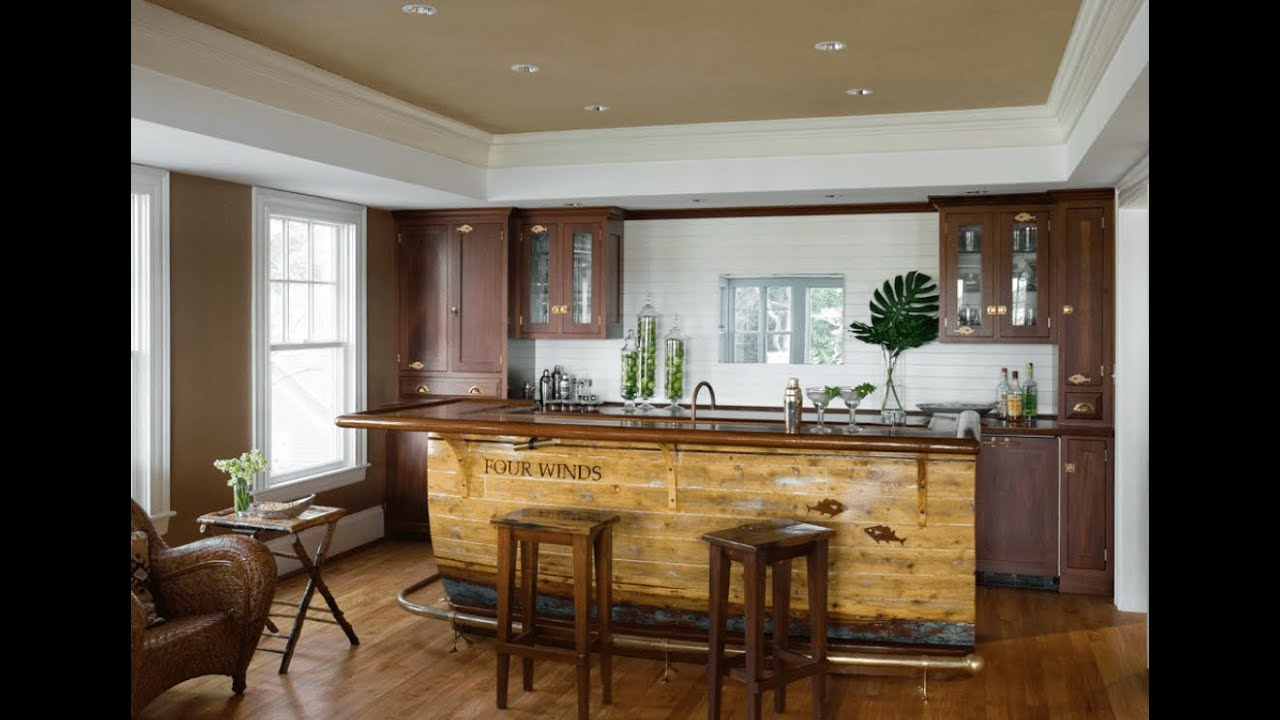 Home Bar Ideas For A Classy Entertainment Space Youtube