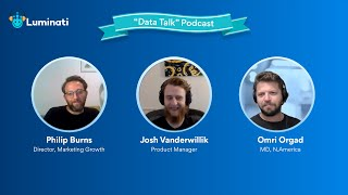 Data Talk Ep01 - What Are The Biggest Challenges Of Data Collection In 2020? [Full Podcast]
