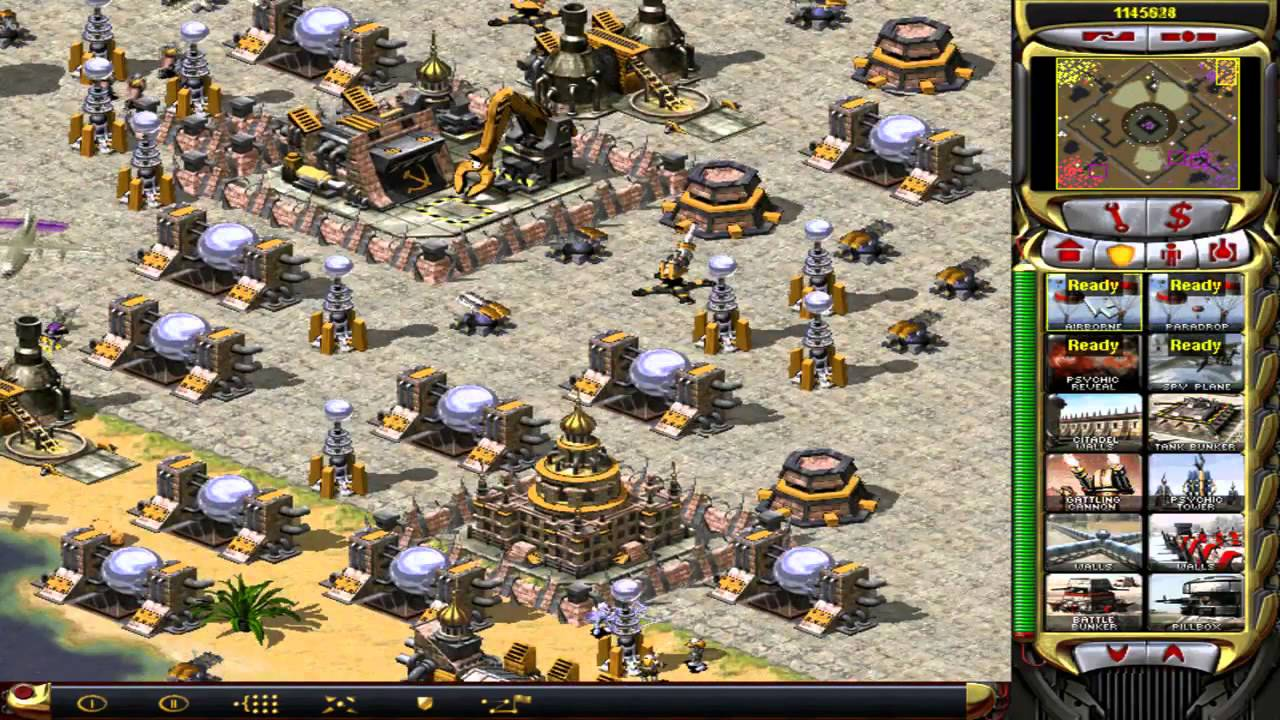 Command and conquer red alert 1996 pc full game for mac
