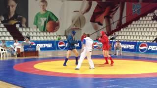 Всероссийский турнир по боевому самбо памяти бойцов ОМОН