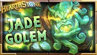 Best of Jade Golem | Hearthstone Gadgetzan
