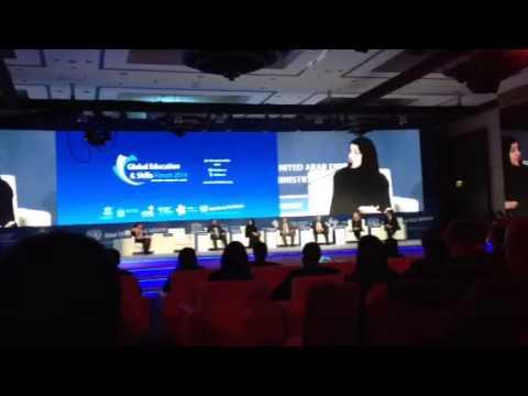 Global Education & Skills Forum Dubai 2014 - UAE