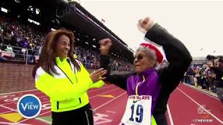 103-Year-Old Record-Setting Runner Ida Keeling Tells Her Story