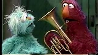 Sesame Street - Telly Is Important To Rosita