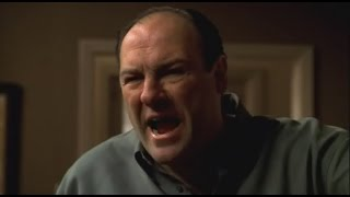 The Sopranos - TONY raging (Part 6)