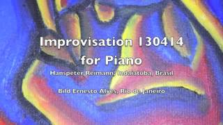 Improvisation 130415 von Hanspeter Reimann