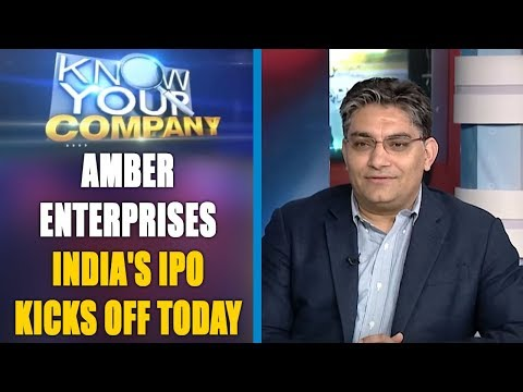 Know Your Company | Amber Enterprises India's IPO Kicks Off Today | CNBC Awaaz
