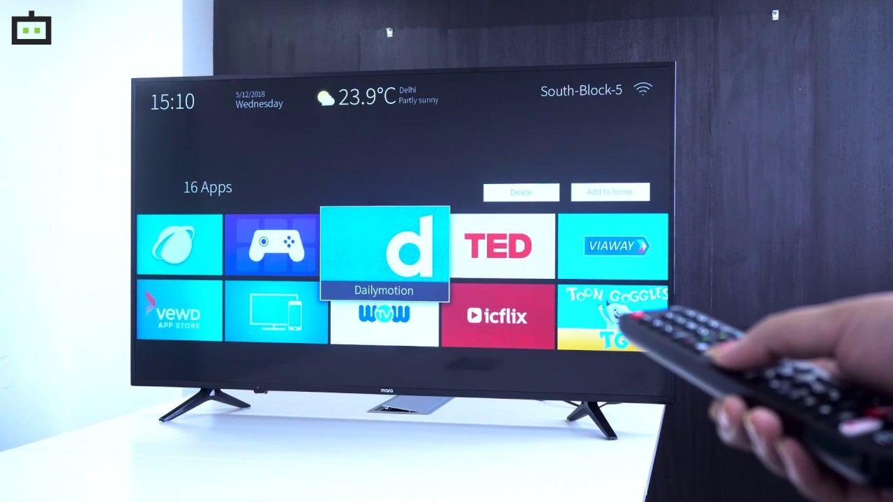 MarQ by Flipkart Android TV line-up is disrupting the Indian TV