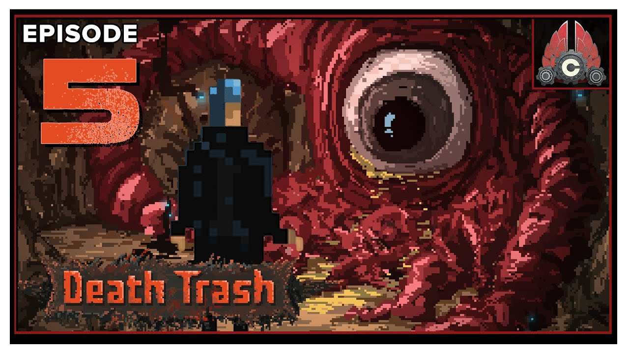 CohhCarnage Plays Death Trash Early Access - Episode 5