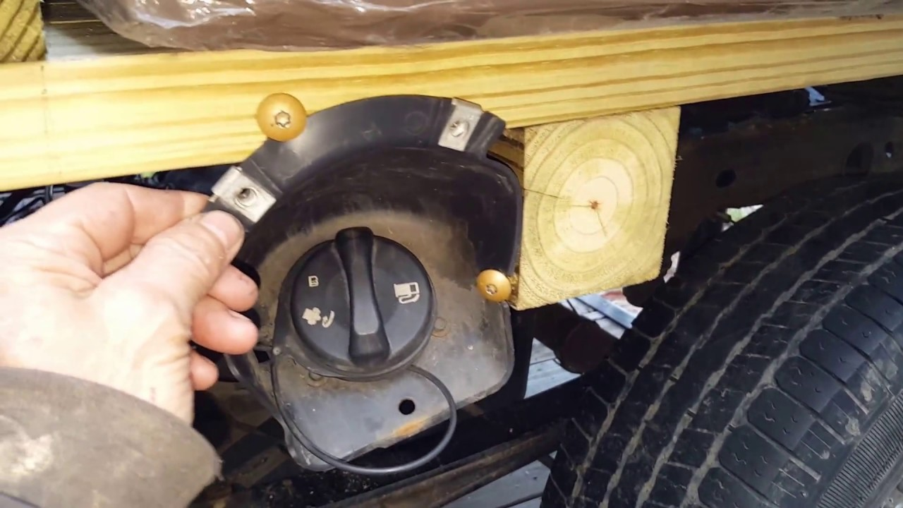 Diy Simple Wood Flatbed Build For Pickup Truck Youtube 2000 Dodge Ram 1500 Trailer Wiring Diagram