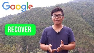 How To Recover Lost  Gmail Account-Recover Google Account Pa...
