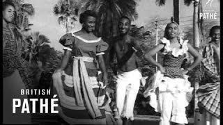 Royal Tour Of West Indies Aka Princess Margaret In West Indies (1958)