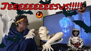 Top Scariest Horror Movies -Try Not To Be Scared (REACTION) *What did i just put myself through?* 👹