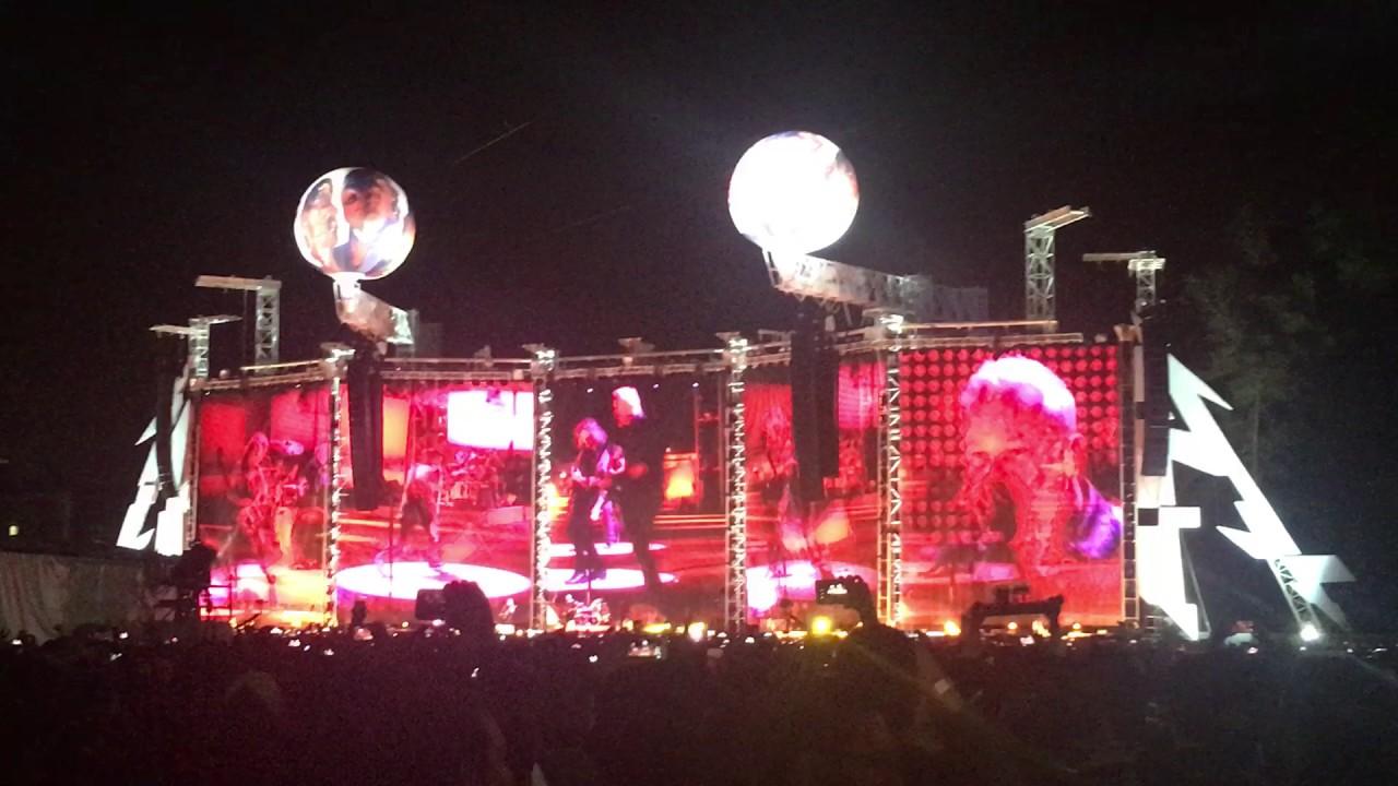 Metallica Tour  Pheonix