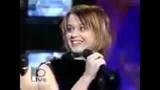 Katy Hudson (aka Katy Perry) - Studio B: Interview (Feb 16, 2001)