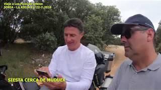 Viaje Soria Picos de Urbion Moto 21/22-7-2018