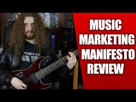 Music Marketing Manifesto Review