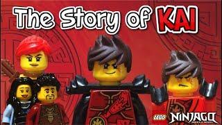 Lego Ninjago: THE STORY OF KAI