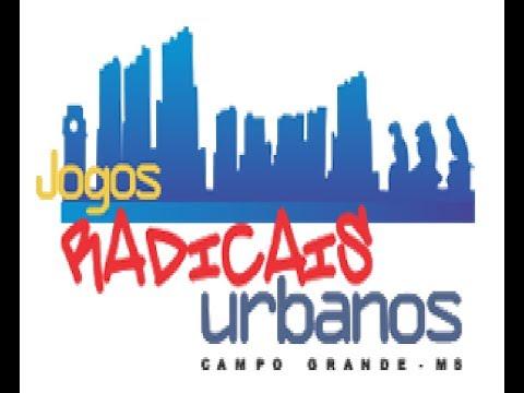 CHAMADA JOGOS RADICAIS URBANOS DE CAMPO GRANDE (MS)