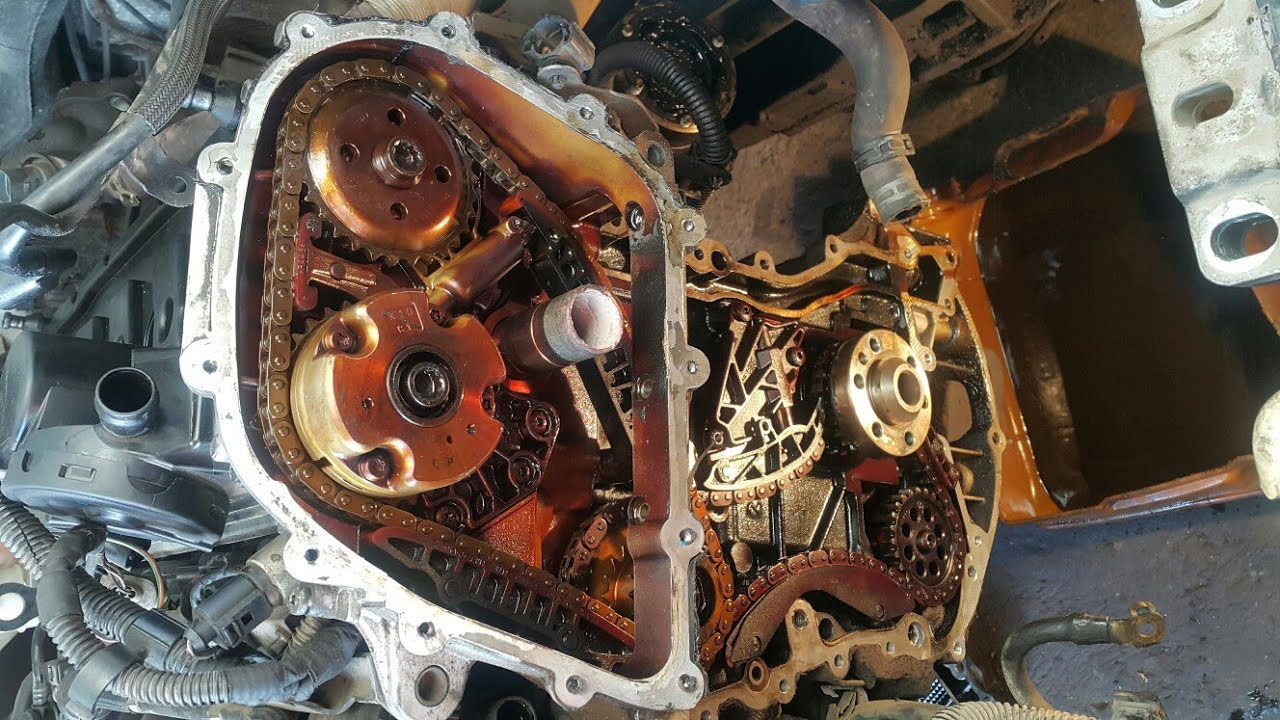 2 5l vw timing chain replacement