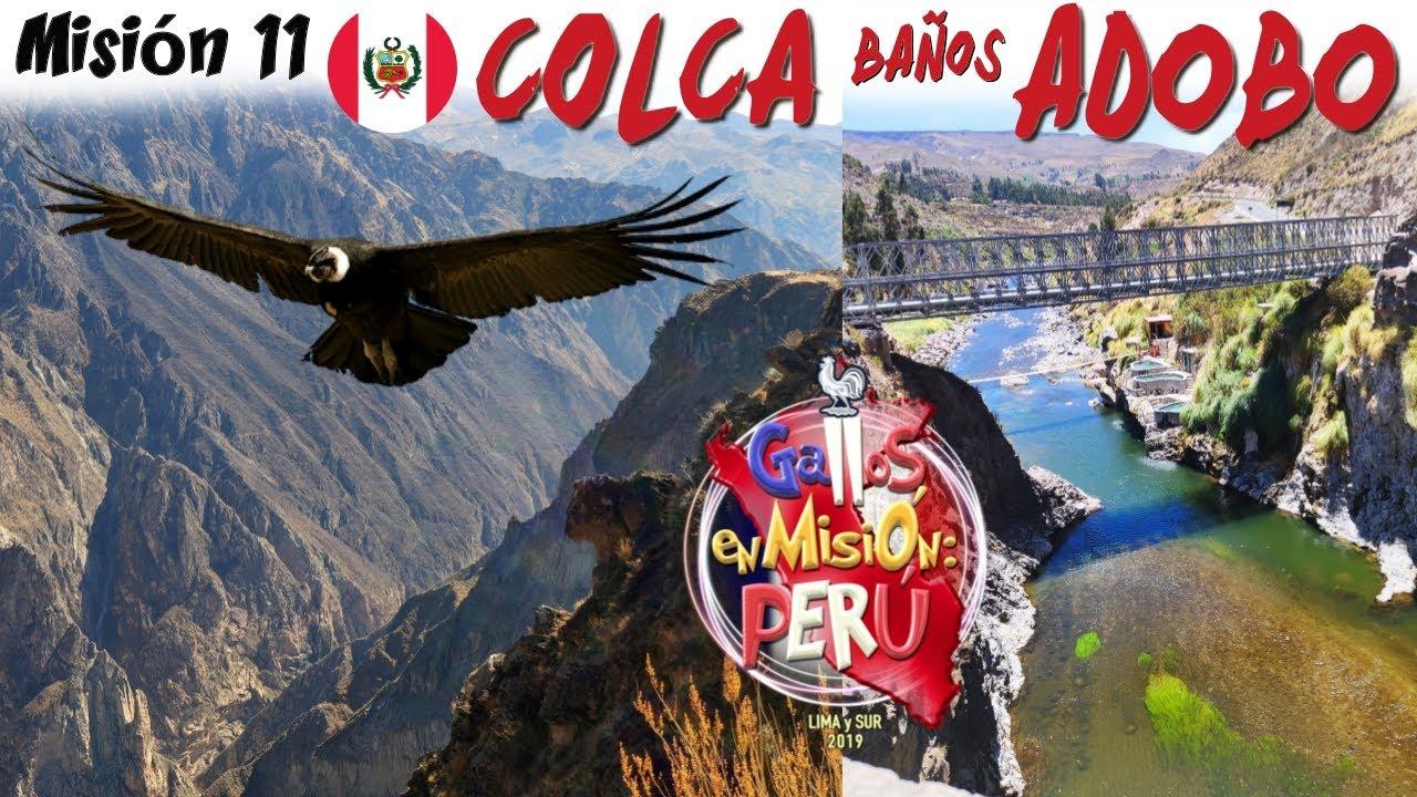🇵🇪#11 COLCA y LOS CONDORES MAS GRANDE DEL MUNDO 🇫🇷 | Travel | Perú